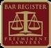 Bar Register Preeminent Lawyers