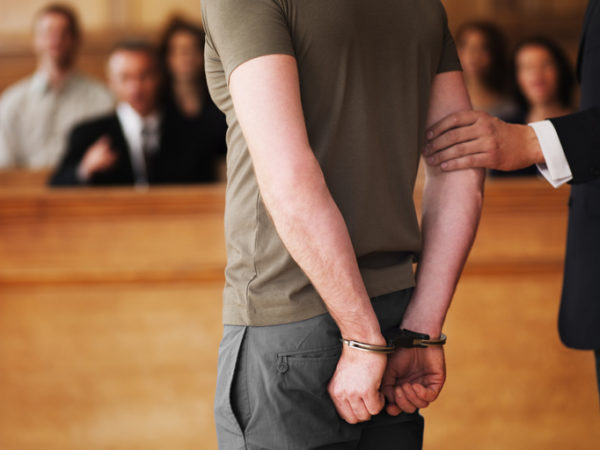 State vs federal criminal charges